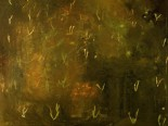 Germination, 1996, oil on canvas, 100x120